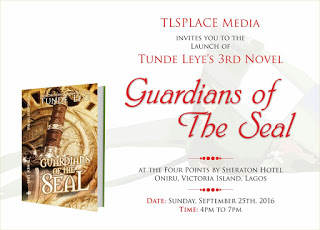 Attend The Launch of Tunde Leye's Latest Book