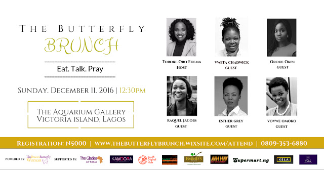 "The Butterfly Brunch for Ladies, Themed: ""Eat Talk Pray"" A One-day Retreat filled with Networking, Food, Music and Discussion 