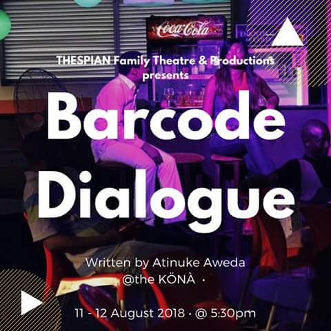 Bar-Code-Dialogue