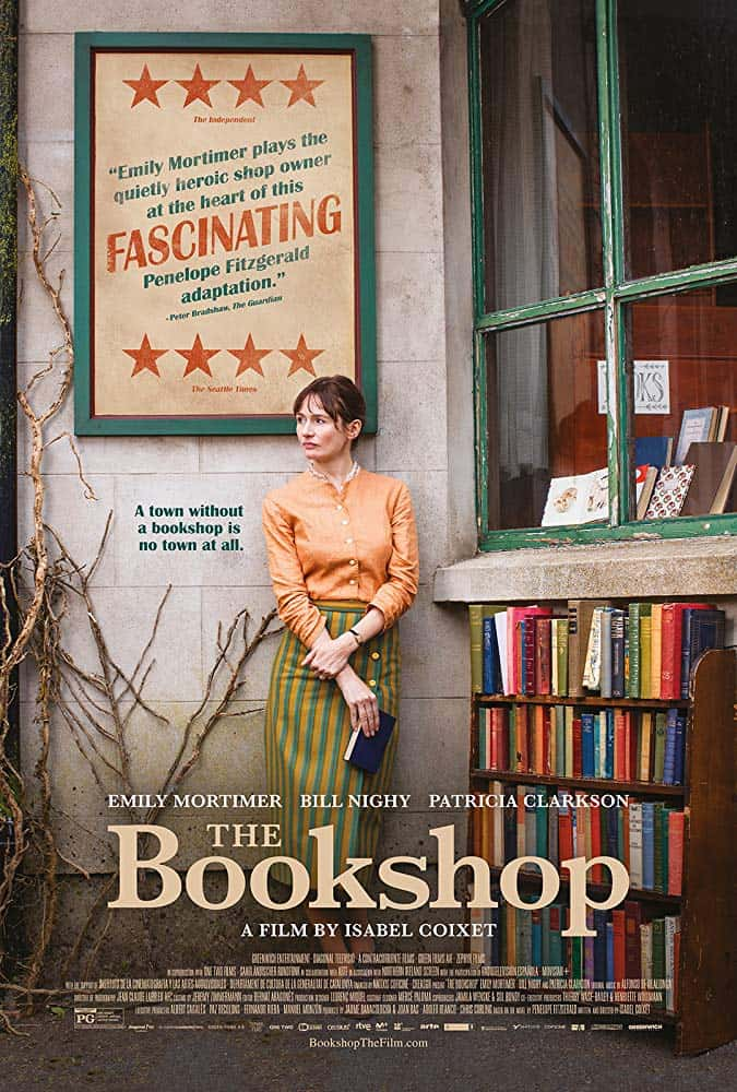 7 Movies About Books You Should See for a Change