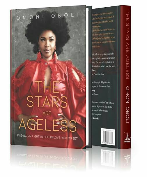 The Stars are Ageless book by Omoni Oboli