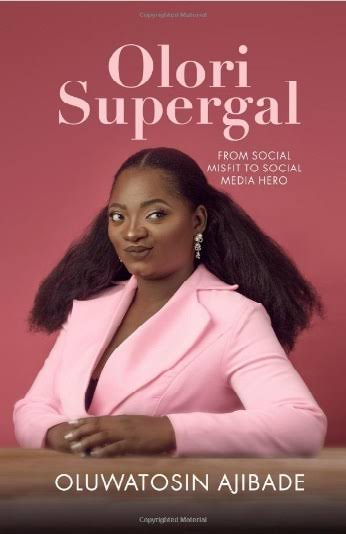 Book written by Tosin Ajibade Olori Supergal