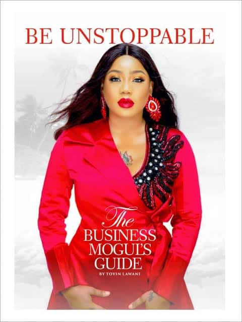Be Unstoppable book by Toyin Lawani