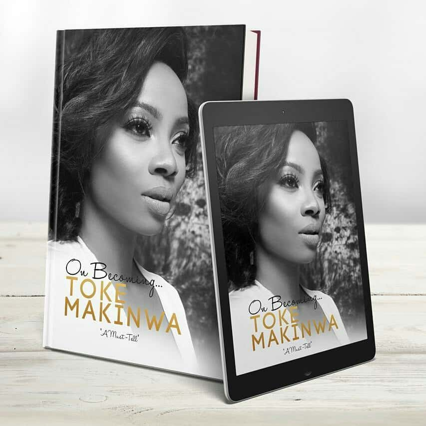 On Becoming by Toke Makinwa