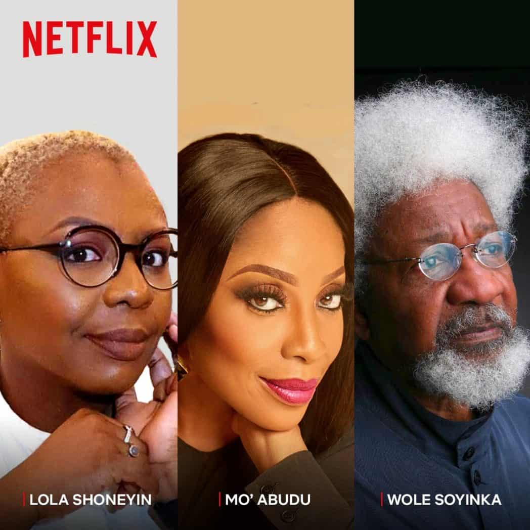 On-screen Adaptations of Books by Lola Shoneyin and Wole Soyinka Coming to Netflix Soon
